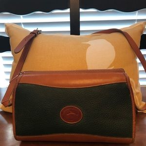 Dooney and Bourke Vintage Forest Green Purse